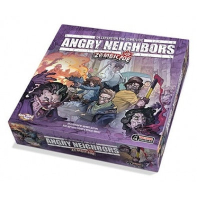 Buy Zombicide - Angry Neighbors and more Great Board Games Products at 401 Games