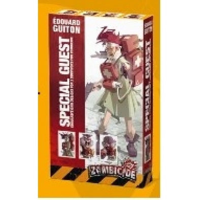 Buy Zombicide - Guest Artist Box 7 - Edouard Guiton and more Great Board Games Products at 401 Games