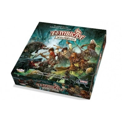 Buy Zombicide - Black Plague - Wulfsburg and more Great Board Games Products at 401 Games