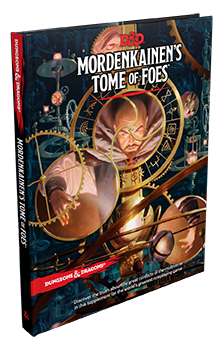 Buy Dungeons & Dragons - 5th Edition - Mordenkainen's Tome of Foes and more Great RPG Products at 401 Games