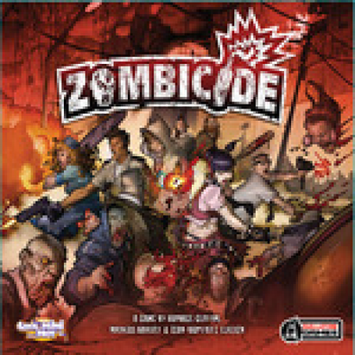 Buy Zombicide - Base Game and more Great Board Games Products at 401 Games