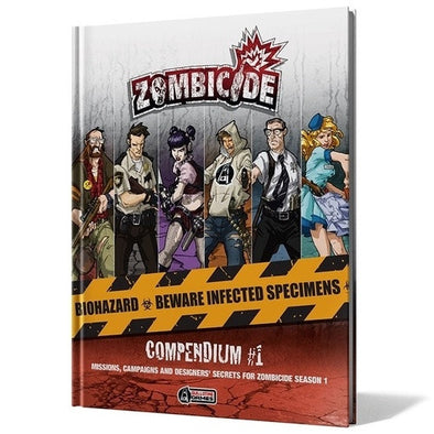 Buy Zombicide - Compendium #1 and more Great Board Games Products at 401 Games