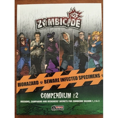 Buy Zombicide - Compendium #2 and more Great Board Games Products at 401 Games