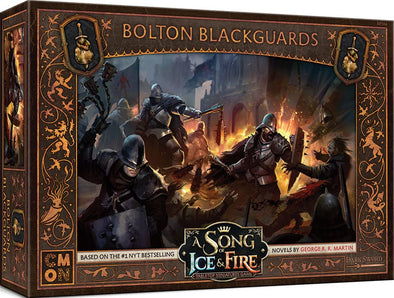 A Song of Ice and Fire - Tabletop Miniatures Game - Neutral Forces - Bolton Blackguards (Pre-Order)