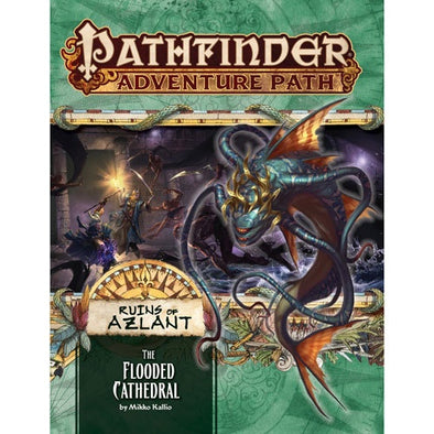 Buy Pathfinder - Adventure Path - #123: The Flooded Cathedral (Ruins of Azlant 3 of 6) and more Great RPG Products at 401 Games