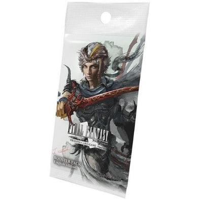 Buy Final Fantasy TCG - Opus 6 Booster Pack and more Great Final Fantasy TCG Products at 401 Games