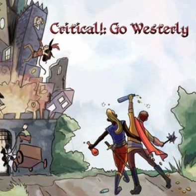 Buy Critical!: Go Westerly - Core Rulebook (Signed by the Designer) and more Great RPG Products at 401 Games