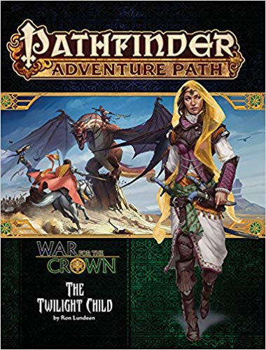 Buy Pathfinder - Adventure Path - #129: The Twilight Child (War for the Crown 3 of 6) and more Great RPG Products at 401 Games