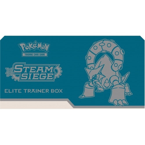Buy Pokemon - Steam Siege Elite Trainer Box and more Great Pokemon Products at 401 Games