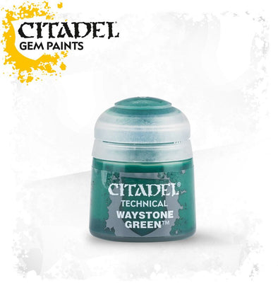 Buy Citadel Technical - Waystone Green and more Great Games Workshop Products at 401 Games