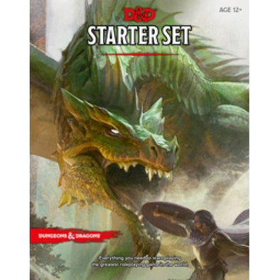 Buy Dungeons & Dragons - 5th Edition - Starter Set and more Great RPG Products at 401 Games