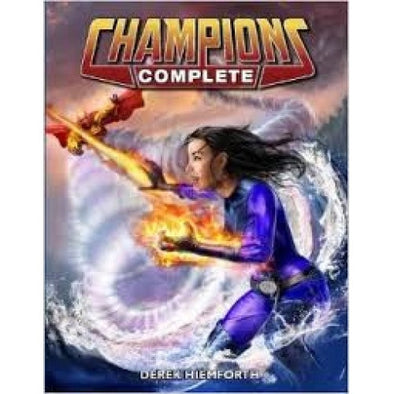Buy Champions Complete - Core Rulebook and more Great RPG Products at 401 Games