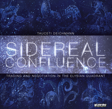 Buy Sidereal Confluence and more Great Board Games Products at 401 Games