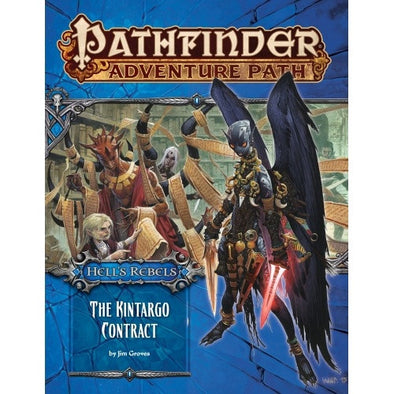 Buy Pathfinder - Adventure Path - #101: The Kintargo Contract (Hell's Rebels 5 of 6) and more Great RPG Products at 401 Games