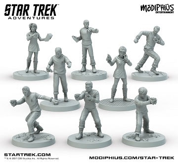 Buy Star Trek Adventures - Original Series Miniatures and more Great Board Games Products at 401 Games