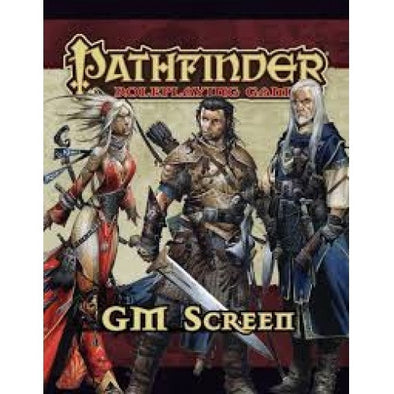Buy Pathfinder - Accessories - Game Master's Screen and more Great RPG Products at 401 Games