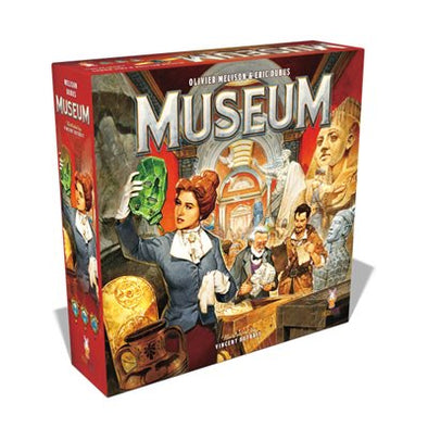 Buy Museum and more Great Board Games Products at 401 Games
