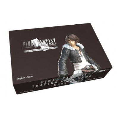 Buy Final Fantasy TCG - Opus 2 Booster Box and more Great Final Fantasy TCG Products at 401 Games