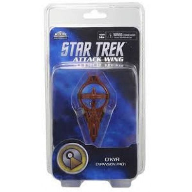 Buy Star Trek Attack Wing D'Kyr Expansion Pack and more Great Board Games Products at 401 Games