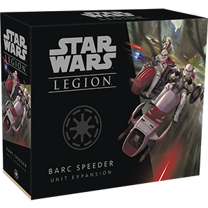 Star Wars - Legion - BARC Speeder Unit Expansion (Pre-Order)