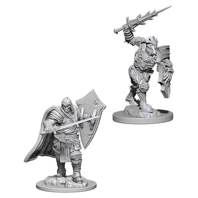 Buy Dungeons and Dragons Nolzur's Marvelous Unpainted Minis: Death Knight & Helmed Horror and more Great RPG Products at 401 Games