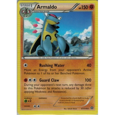 Buy Armaldo - 57/114 and more Great Pokemon Products at 401 Games