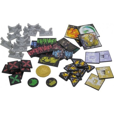 Buy Zombicide - Black Plague - Plastic Token Pack and more Great Board Games Products at 401 Games