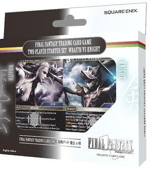 Final Fantasy TCG - Wraith/Knight 2 Player Starter Set (Pre-Order)
