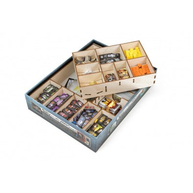 Buy The Broken Token - The Manhattan Project - Box Organizer and more Great Inserts and Overlays Products at 401 Games