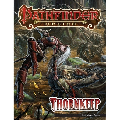 Buy Pathfinder - Accessories - Pathfinder Online: Thornkeep and more Great RPG Products at 401 Games