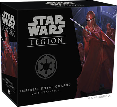 Buy Star Wars - Legion - Imperial - Imperial Royal Guards and more Great Tabletop Wargames Products at 401 Games