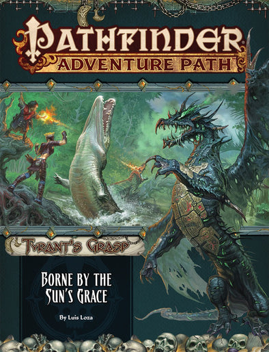 Pathfinder - Adventure Path - #143 Borne by the Sun's Grace (Tyrant's Grasp 5 of 6)