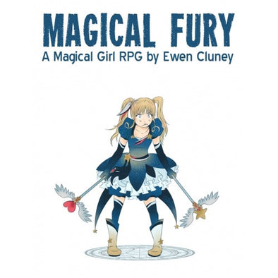 Buy Apocalypse - Magical Fury: A Magical Girl RPG - Core Rulebook and more Great RPG Products at 401 Games