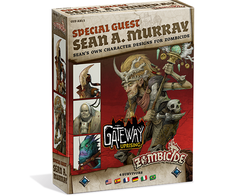 Buy Zombicide - Green Horde - Special Guest - Sean A. Murray and more Great Board Games Products at 401 Games