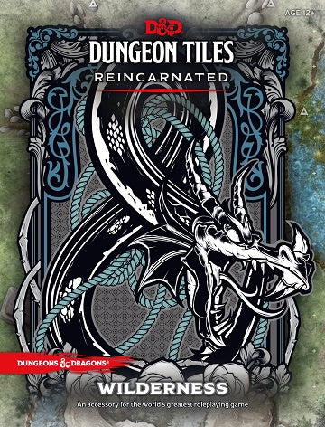 Buy Dungeons & Dragons - 5th Edition - Dungeon Tiles Reincarnated - The Wilderness and more Great RPG Products at 401 Games