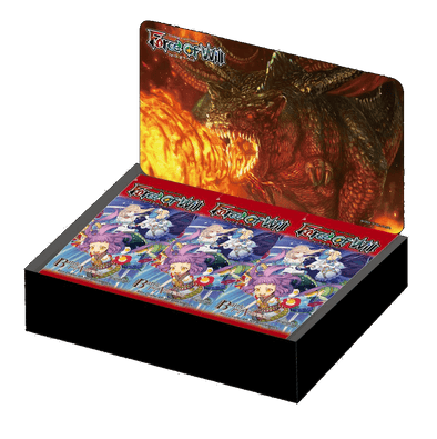 Buy Force of Will - Battle for Attoractia - Booster Box and more Great Force of Will Products at 401 Games