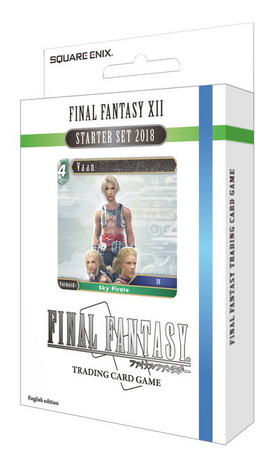 Buy Final Fantasy TCG - Opus 5 Final Fantasy XII Starter Deck and more Great Final Fantasy TCG Products at 401 Games