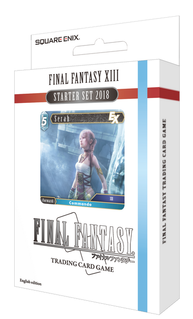 Buy Final Fantasy TCG - Opus 5 Final Fantasy XIII Starter Deck and more Great Final Fantasy TCG Products at 401 Games