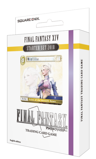 Buy Final Fantasy TCG - Opus 5 Final Fantasy XIV Starter Deck and more Great Final Fantasy TCG Products at 401 Games