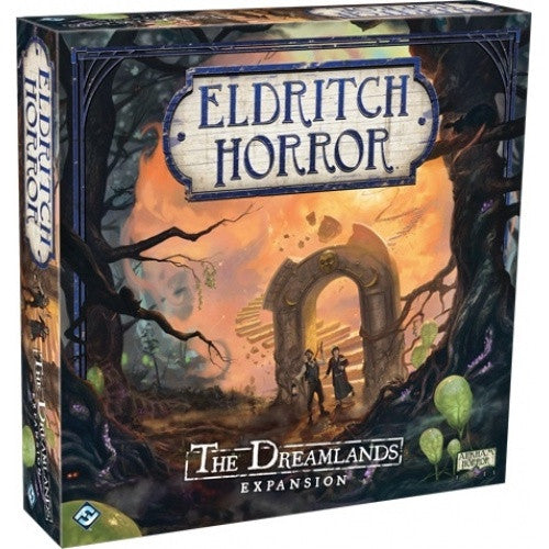 Buy Eldritch Horror - The Dreamlands and more Great Board Games Products at 401 Games