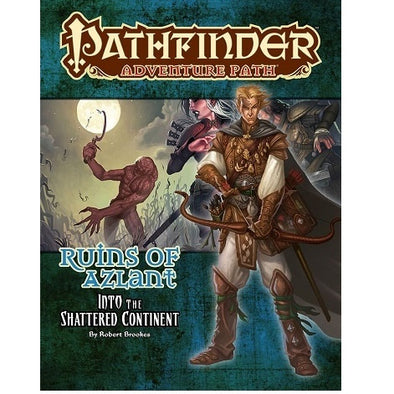 Buy Pathfinder - Adventure Path - #122: The Shattered Continent (Ruins of Azlant 2 of 6) and more Great RPG Products at 401 Games