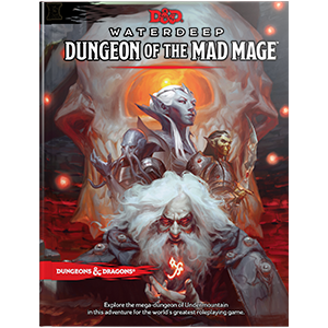 Buy Dungeons & Dragons - 5th Edition - Waterdeep: Dungeon of the Mad Mage and more Great RPG Products at 401 Games