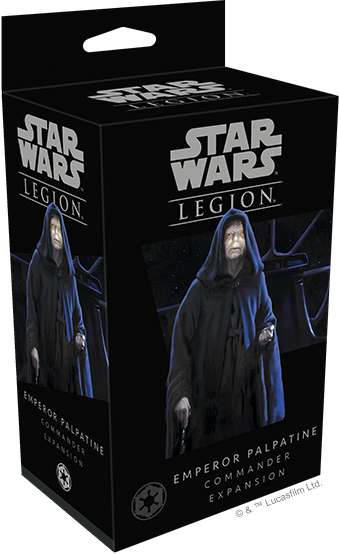 Buy Star Wars - Legion - Imperial - Emperor Palpatine and more Great Tabletop Wargames Products at 401 Games