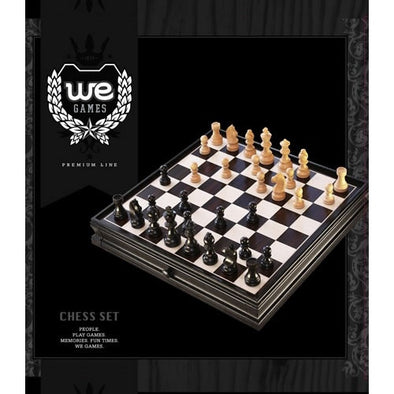 Buy Chess and Checkers - 15 Inch Set - Wood Expression and more Great Board Games Products at 401 Games