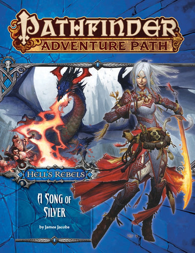 Buy Pathfinder - Adventure Path - #100: A Song of Silver (Hell's Rebels 4 of 6) and more Great RPG Products at 401 Games