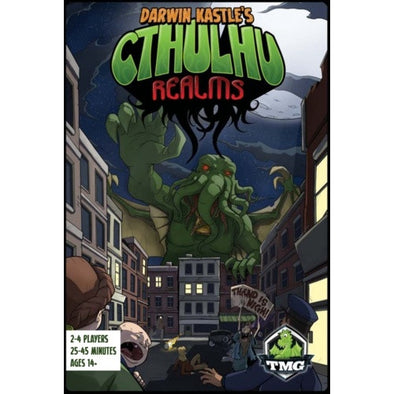 Buy Cthulhu Realms and more Great Board Games Products at 401 Games