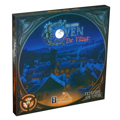 Buy Coven - The Village and more Great Board Games Products at 401 Games