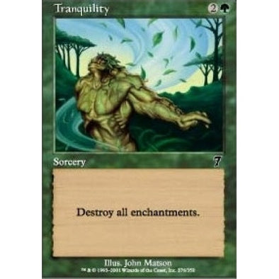 Buy Tranquility and more Great Magic: The Gathering Products at 401 Games