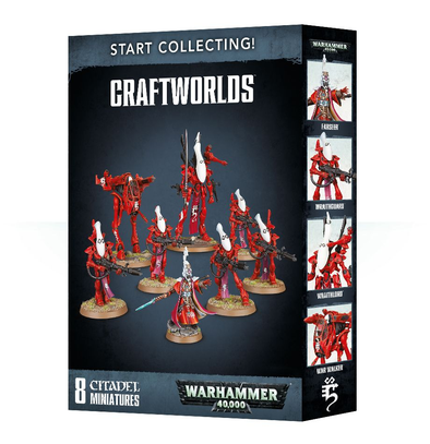 Warhammer 40,000 - Start Collecting! Craftworlds