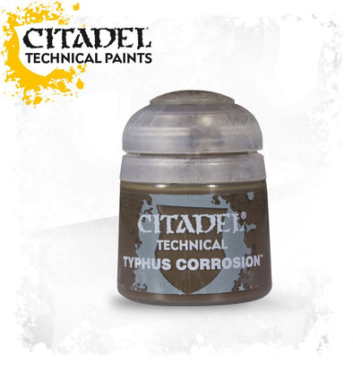 Buy Citadel Technical - Typhus Corrosion and more Great Games Workshop Products at 401 Games